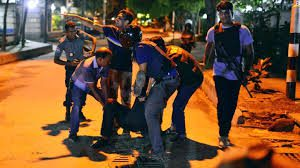 Terror terrorized in turkey and bangladesh ;number of deaths increasing
