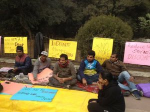 Students give ultimatum to JNU Vice-Chancellor; challenged to burn their degrees