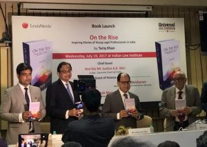 Jamia Alumnus Book release attended by Ex Finance Minister P Chidambaram  and eminent lawyers from Delhi