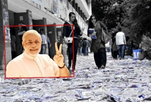An Open Letter to PM Modi by a former DU student
