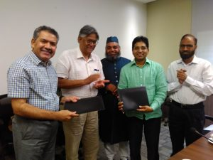 Jamia signs MoU with National Institute of Solar Energy, GoI, to meet Green Energy Objectives
