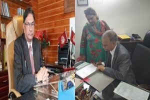 Kashmir, Jammu universities get new Vice Chancellors; Jamia VC appointed as Vice Chancellor of the Kashmir University